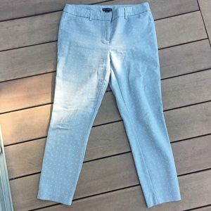 Willi Smith // Gray Ankle Length Pants (8)